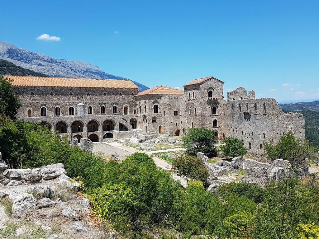 Mistrà-Palazzo-dei-Despoti