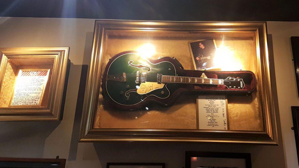 Chitarra di Bono