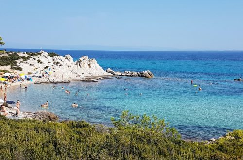 Orange Beach, Penisola Calcidica