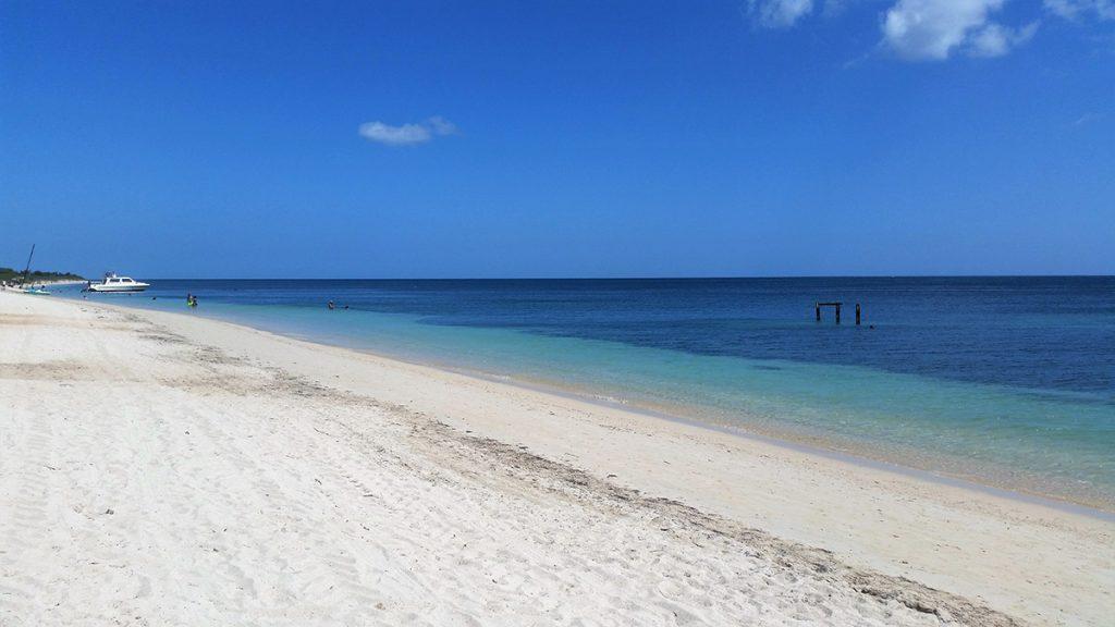Cuba - spiaggia di Cayo Levisa