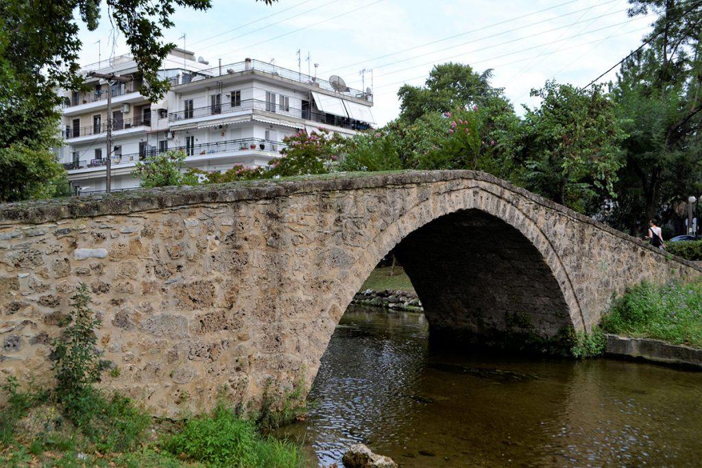 Grecia Settentrionale, Edessa, Ponte Bizantino