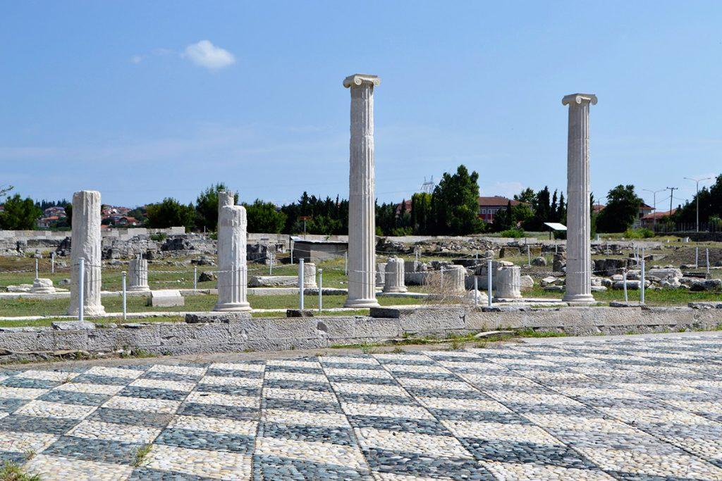 Sito archeologico di Pella