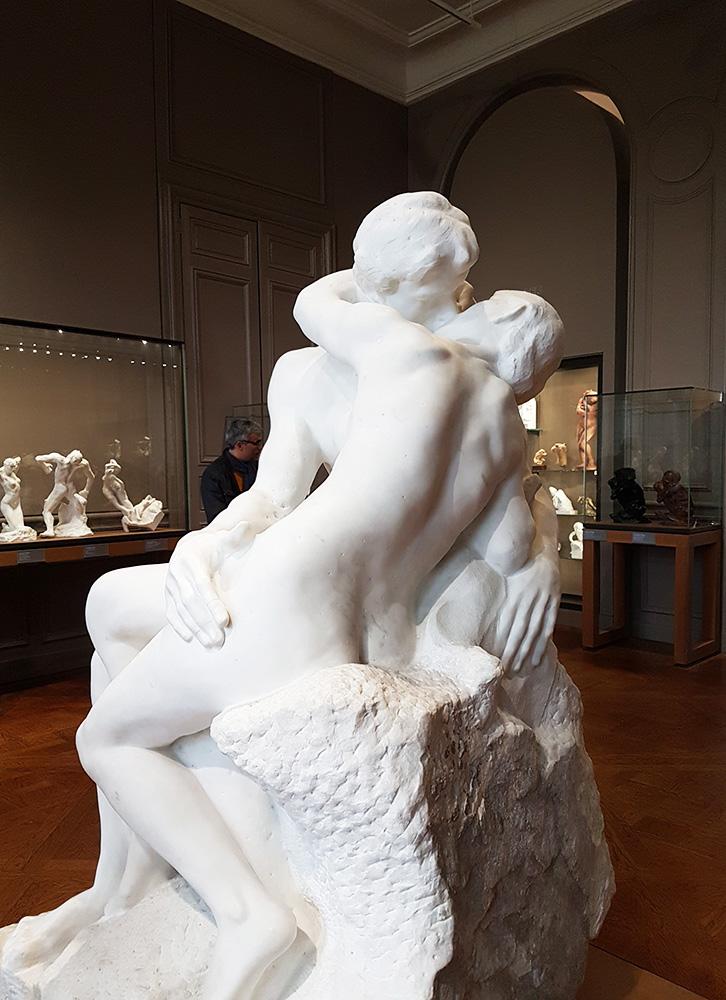 Il Bacio di Rodin