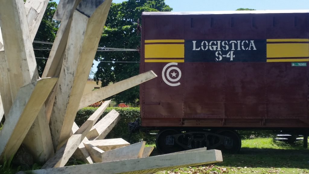Vagone di treno storico