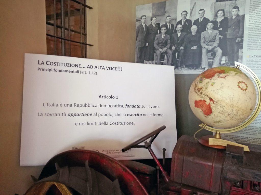 Gita del 25 aprile: Museo Cervi