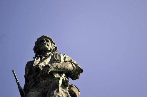 Mausoleo Che Guevara a Santa Clara