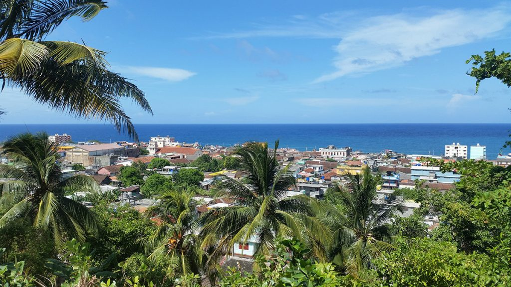 Tre settimane a cuba - vista di città coloniale