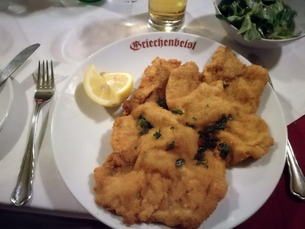 Wiener Schnitzel, la cotoletta viennese