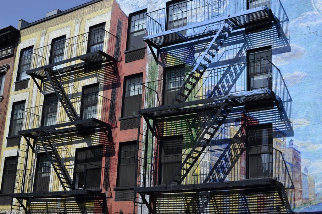 Palazzi dell'East Village - Cose da non perdere a New York