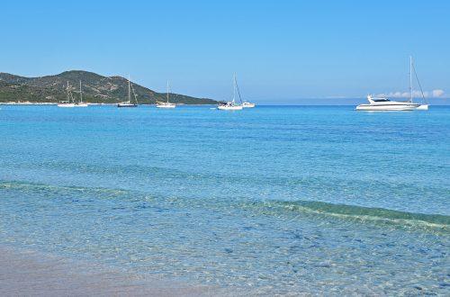 Corsica: spiaggia di Saleccia