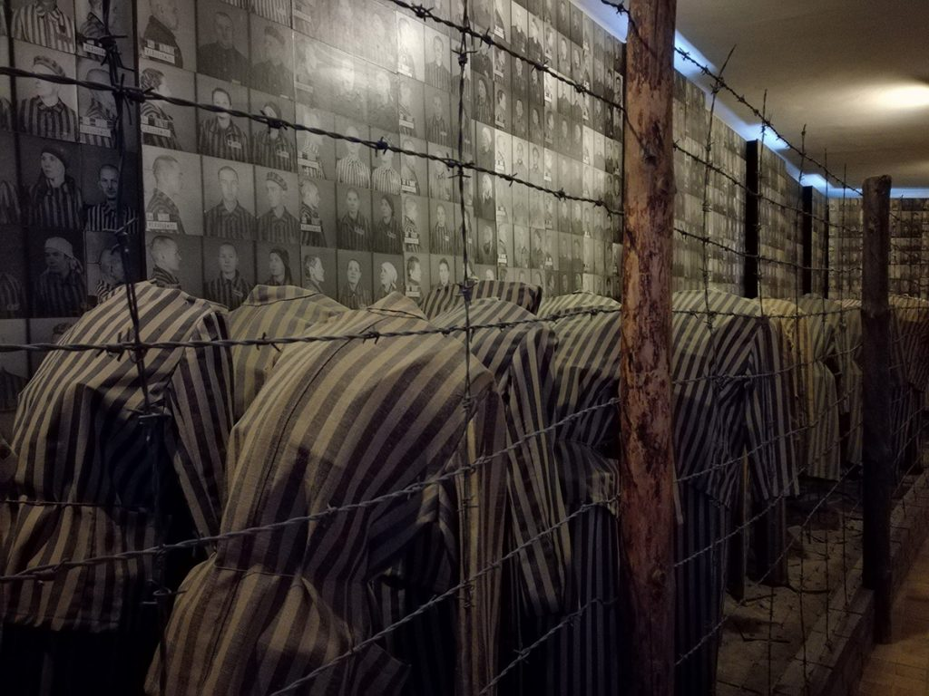 Visitare Auschwitz - Installazione museo