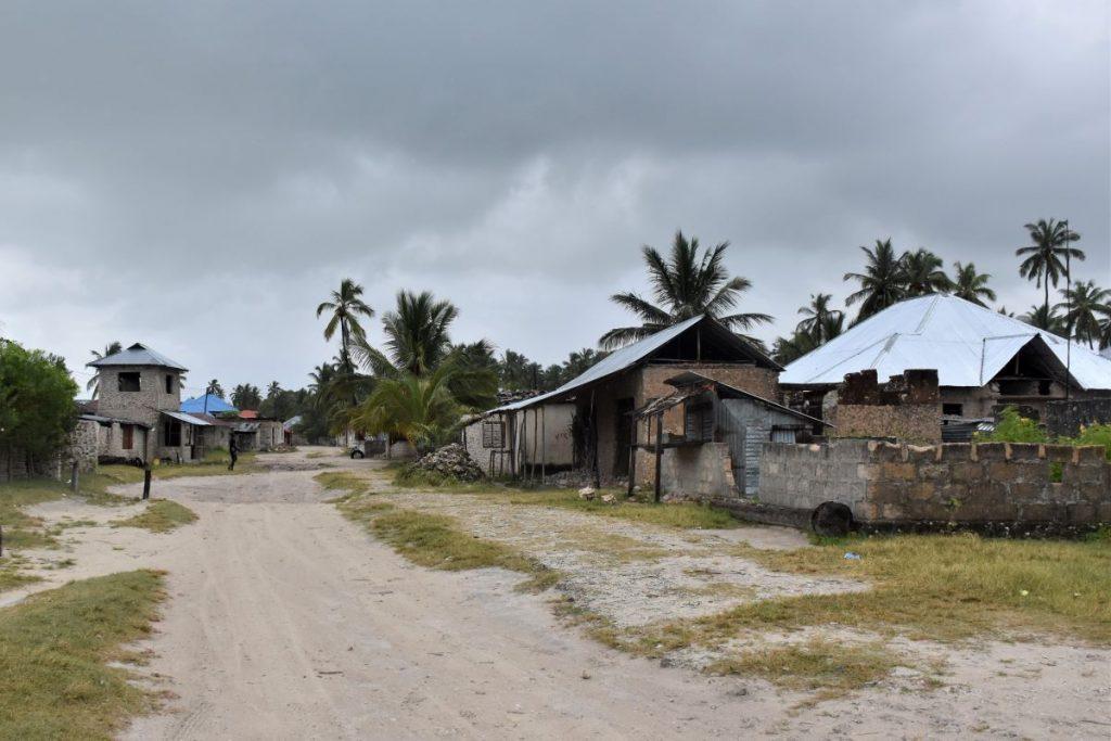 Zanzibar, villaggio di Jambiani