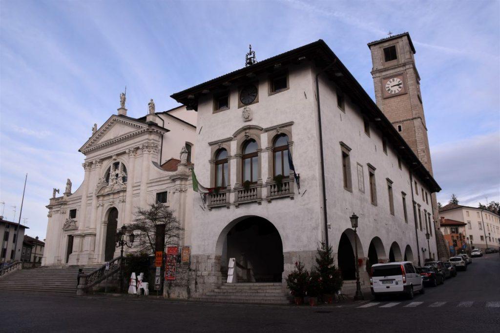 Weekend a Udine. San Daniele del Friuli, Duomo.