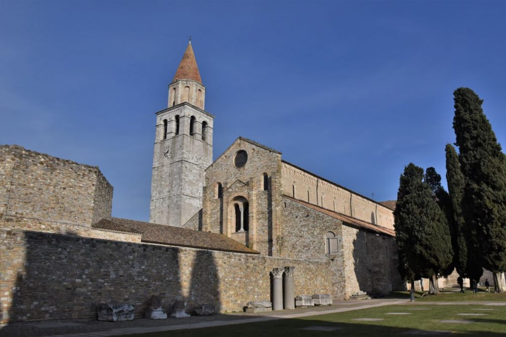 Weekend a Udine, Basilica di Aquileia