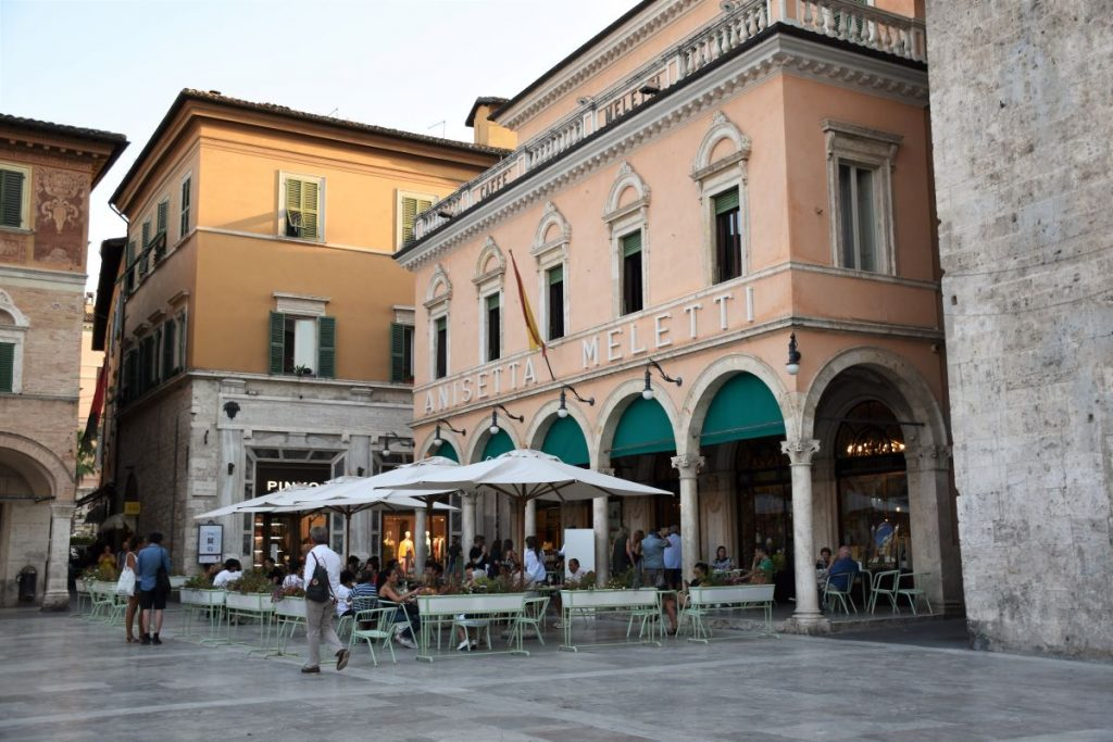 Caffè Meletti ad Ascoli