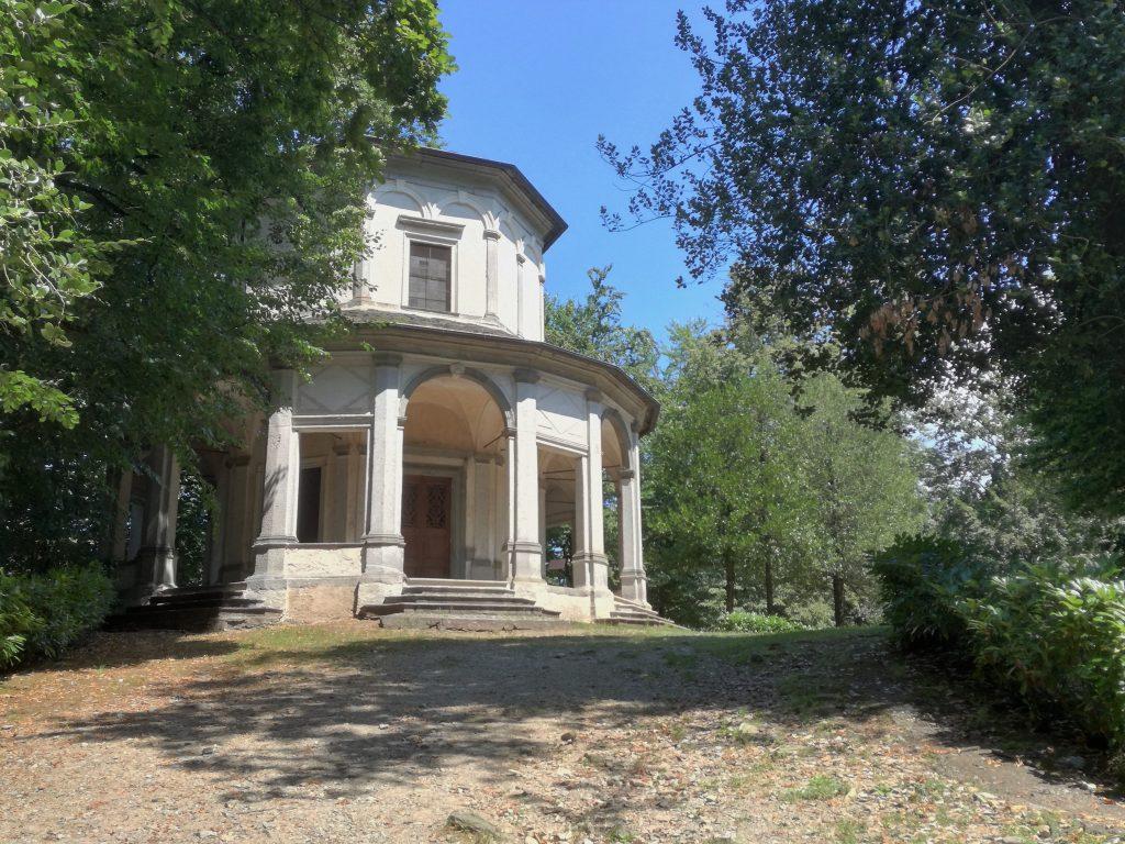 Lago d'Orta - Cappella Sacro Monte